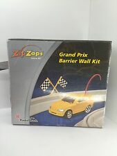 ZIP ZAPS Micro RC car GRAND PRIX BARRIER WALL KIT New Radio Shack
