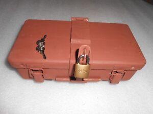 NEW HAND MADE FIRST AID BOX FOR JEEP WILLYS MB GPW CJ2A CJ3A CJ3B 1941-1971