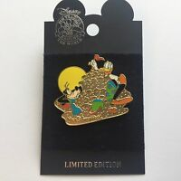 WDW - Goin' to the Beach #4 Surprise Release Donald Duck Goofy Disney Pin 24333