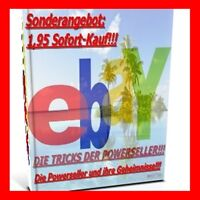 ★★ EBAY POWER SELLER - DIE TRICKS GEHEIMNISSE E-Book Powerseller MASTER RESELLER