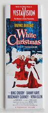 White Christmas FRIDGE MAGNET (1.5 x 4.5 inches) insert movie poster bing crosby