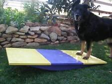 Dog Agility Equipment Rocker/ Wobble / Teeter Board