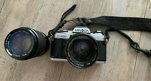 Minolta x300 + 2 Objektive