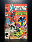 COMICS: Marvel: X-Factor #4 (1986), 1st Frenzy app - RARE