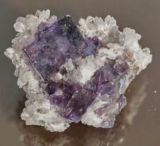 Fluorite, Okorusu Mine, Namibia