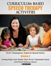 Curriculum-Based Speech Therapy Activities: Curriculum-Based Speech Therapy...