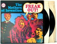 The Mothers of Invention - Freak Out [Verve 2683-004] UK LP Vinyl Record Album