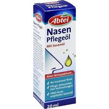 ABTEI Nasenpflegeoel Nasenspray   20 ml   PZN2859703