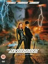 The Avengers [DVD] [1998] Ralph Fiennes, Uma Thurman, Jeremiah S. Chechik New