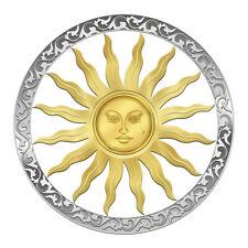10 Dollar Silber Proof Symbols of Life - Sonne - Sun - Barbados 2019 silver