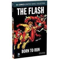 DC Comics Graphic Novel Collection - The Flash Born to Run - Volume 19 #S1