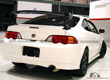 New Trunk GT Spoiler Wing Set For HONDA Integra RSX DC5 Mug-Style Carbon Fiber