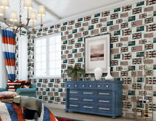 3D Cute British Flag 7 Wall Paper Murals Wall Print Wall Wallpaper Mural AU Kyra