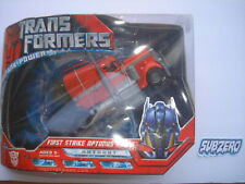 TRANSFORMERS MOVIE PREMIUM SERIES VOYAGE ACTION FIGURE LOT! OPTIMUS/STARSCREAM
