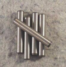 "Stainless Steel Dowel Pin Rod, 3/4"" x 2 3/4"", Hardened & Ground [Qty 5] (C14B5)"