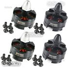 4 Pcs MYSTERY MY2204 2300KV CW/CCW Thread Brushless Motor For 250 Quadcopter