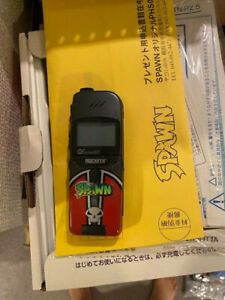 Spawn mobile phone(from Japan)