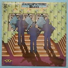 RALPH WILLIS/ COUNTRY PAUL/ ROBERT HENRY~FADED PICTURE BLUES~1972 UK 16-TRACK LP