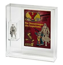GW Acrylic Loose/Bagged Action Figure + COA/Flyer/Leaflet Bespoke Display Case