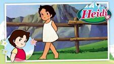 Heidi: La Serie Completa en USB Español Latino, 52 Episodios