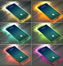 LED Flash Light Up Incoming Call Phone Case Soft TPU Cover For iPhone 7 and 8 +