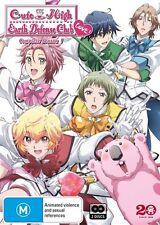 Cute High Earth Defense Club Love! Complete Season 1 NEW R4 DVD