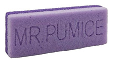 Mr. Pumice Ultimate Pumi Bar 2 in 1 Coarse/Medium, Lavender/Purple, 1 piece