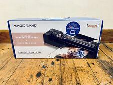 VuPoint Magic Wand Handheld Scanner PDSDK-ST470RG-VP w/Auto Feed Dock