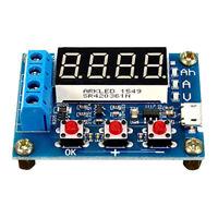 Batterie Testeur de Décharge de Capacité T Mètre 18650 Li-Ion Lithium Plomb F3F5