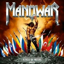 Manowar - Kings of Metal Mmxiv (Silver Edition) [New CD] UK - Import