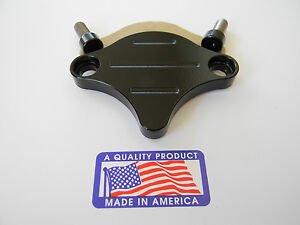 Flat Black Powder Coat Billet Egr Delete Chevy Avalanche, Silverado VORTEC
