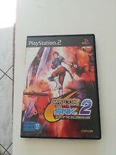 Jeu Ps2 Capcom Vs Snk 2 Bon Etat