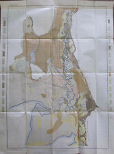 Soil Survey Alkali Underground Water Map Bear River Utah Brigham Willard 1904