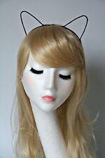 Cat Ears Black Sexy Headband costume Cat Woman Ariana Grande Cat Ears