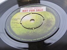 THE BEATLES 1976 UK 45 LET IT BE PROMOZIONALE factory CAMPIONE NON IN VENDITA