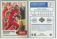 Devontae Booker Denver Broncos Utah 2016 Classics RC BLUE BACK