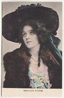 DAISY JEROME - Edwardian Actress - Empire Series #75 - c1900s era postcard