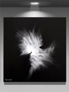 Original Modern Fine Art Canvas Oil Painting Contemporary Tara Baden Signed 2021