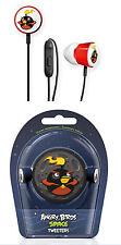 ANGRY BIRDS Gear4 In-Ear-Headphones Stereo Kopfhörer Headset für iPod/iPhone NEU