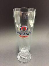 SAHM Paulaner Bier Weißbier Weizenbier Glas 0,5l NEU Brauerei Beer