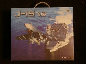 Airforce 1 Shenyang J-15 1:72 scale new