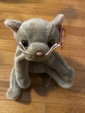 Ty Beanie Baby Scat Cat Tag Errors