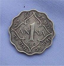 ONE ANNA ANTIQUE  GEORGE VI KING EMPEROR
