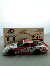 1999 Tony Stewart #20 Home Depot Habitat For Humanity Action 1/24 Stock Car Bank