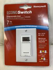 Honeywell Econo Switch Programmable Timer RPLS530A - BRAND NEW!
