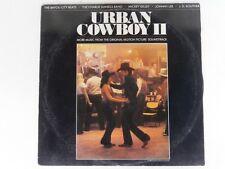 URBAN COWBOY II - with JOHN TRAVOLTA - Promo SOUNDTRACK LP SE36921