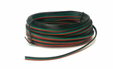 More details for gaugemaster pm51 10 meters tripled point motor wire (red/green/black)