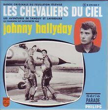 ☆ CD Single Johnny HALLYDAY Les chevaliers du ciel  NEUF SCELLE  ☆
