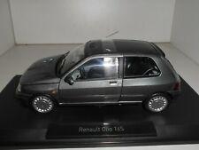 Norev NV185234 Renault Clio 16S Maqueta de Coche 1/18 - Gris