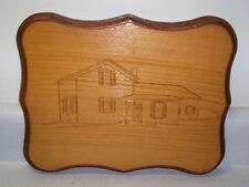 Original Wood Burning - Dr. Baldwin House - Strongsville Ohio